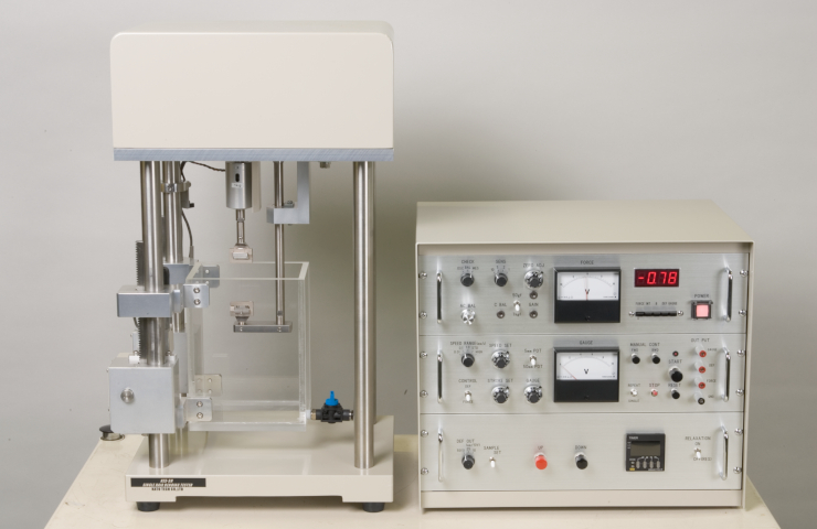 KES-G1SH 引張り破断試験機