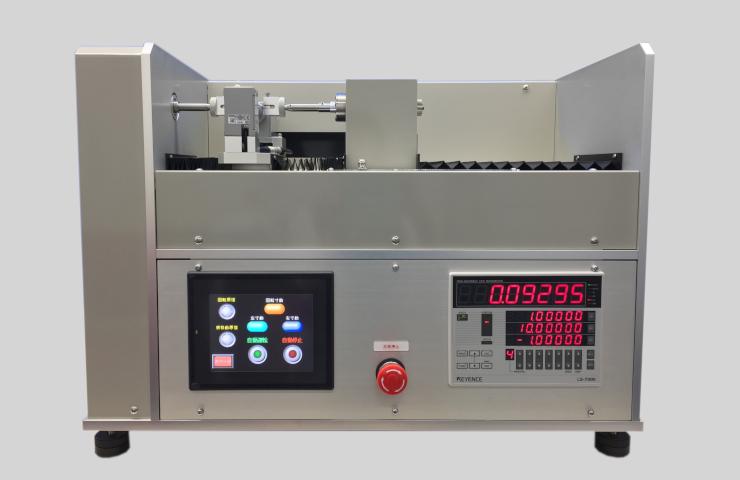 SK2000 毛髪直径測定機